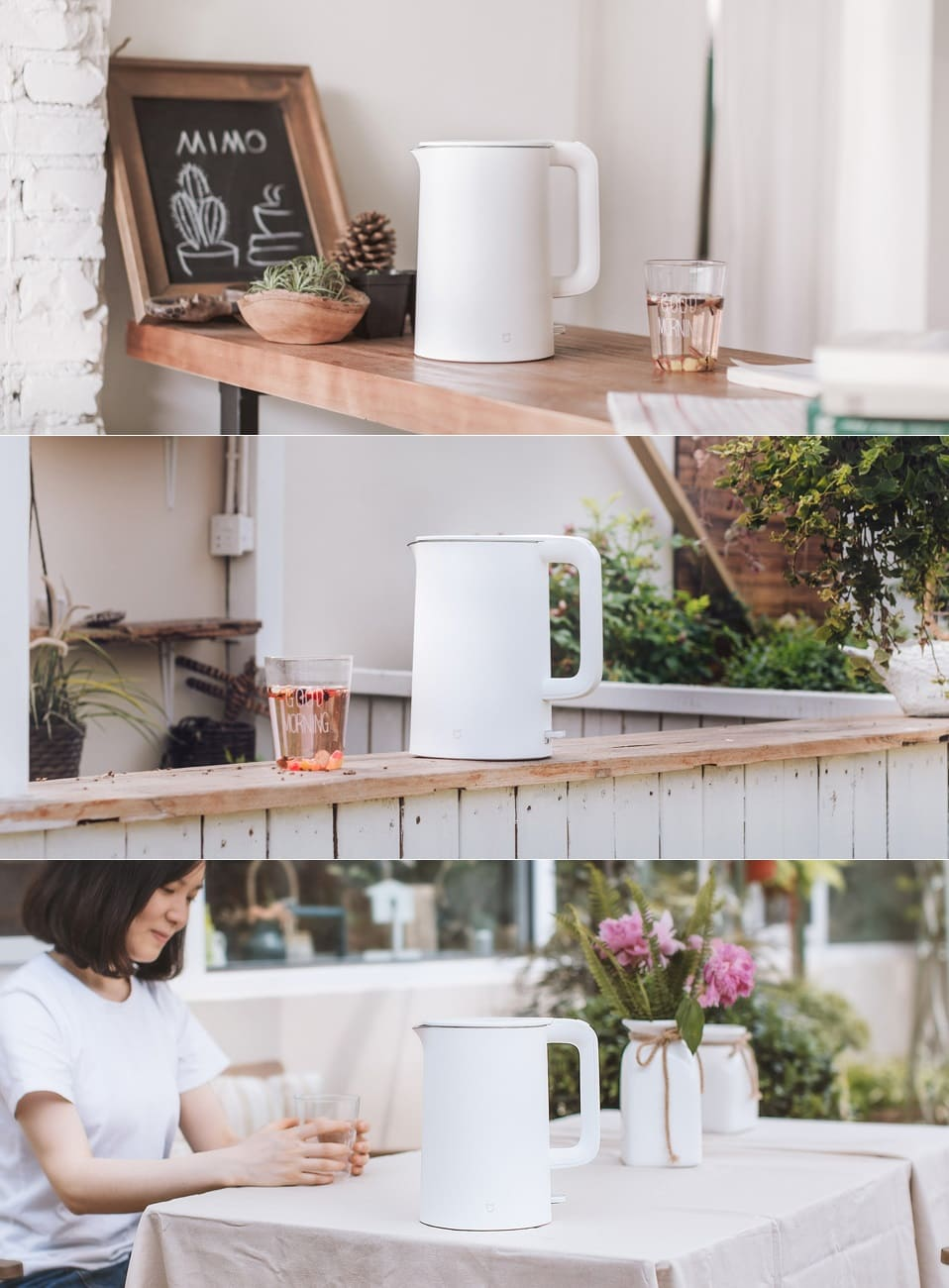 MIJia Electric Kettle 012