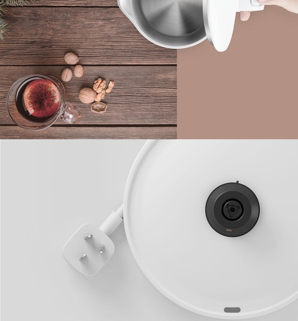 MIJia Electric Kettle 08