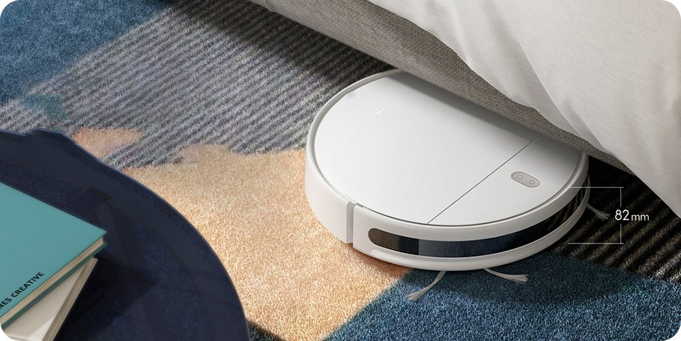 Xiaomi Mijia G1 Sweeping Vacuum Cleaner 07