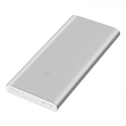 Xiaomi Mi Power Bank 2i 10000 mAh Silver